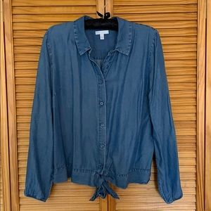 Women's Denim Top